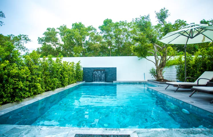 大渔小筑  Private Pool Villa @ palai beach