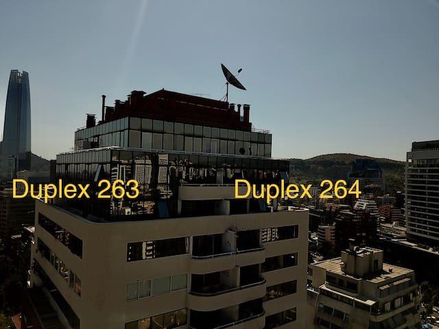 EL GOLF , Duplex Penthouse  263