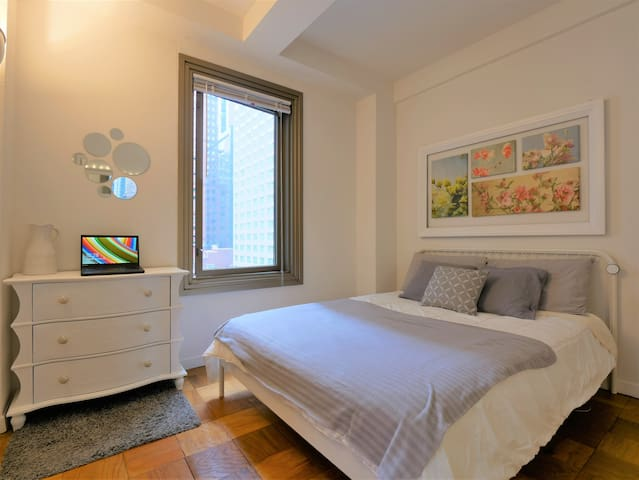 Private Luxury Bedroom in the Heart of Manhattan