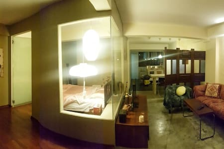 Super convenient, entire spacious apartment in CBD - Singapura