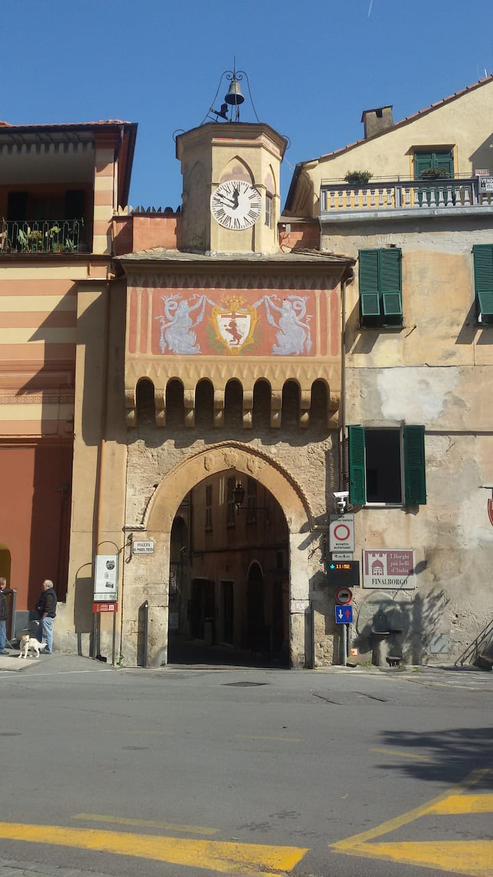 Nel cuore del borgo medievale citra 009029-LT-0857