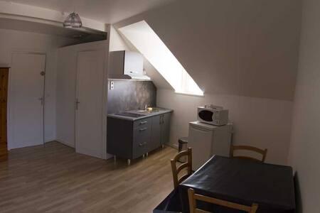 Studio meublé au centre-ville de Nogent - Daire