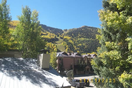 Spacious one Bedroom in Town of Telluride - Telluride - Condominium