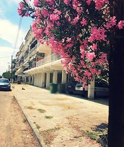 Centraly located beach flat - Παραλια  - Pis