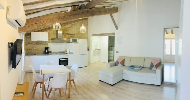 Estudio loft Laurel (3º)