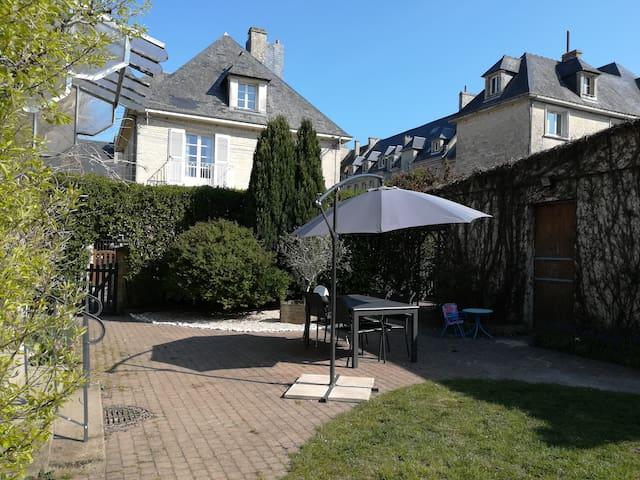 Maison de famille proche Suisse Normande