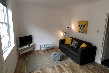Stylish flat in central Bristol/Cabots Circus - 布里斯托尔 - 公寓