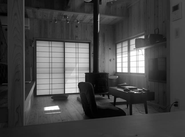 renovated, stylish house. - Hatsukaichi - Huis
