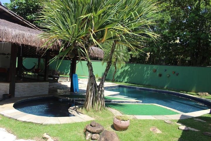 Casa Juquehy 3 quartos com piscina
