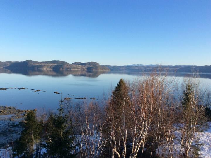 Gite du Fjord d'Animich