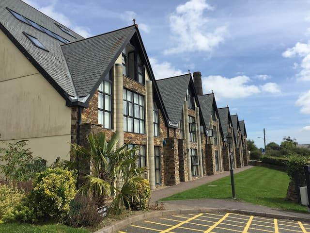 Polkerris Apartment - Cornwall - Leilighet