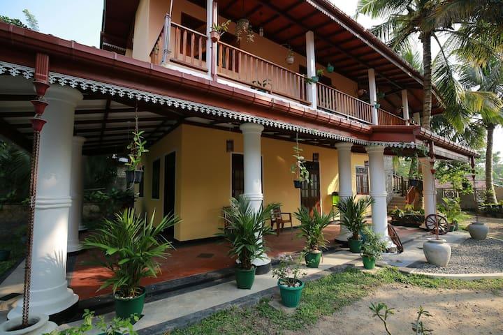 Villa La Serene(Ground floor)Room No 01