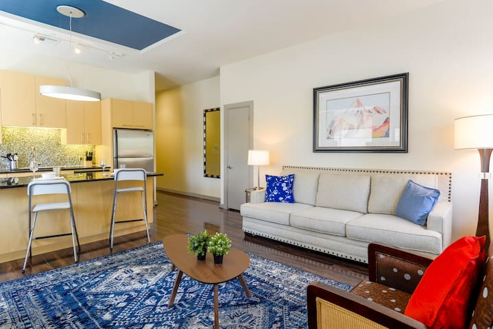 Gratifying 2BR Apartment in Downtown Dallas