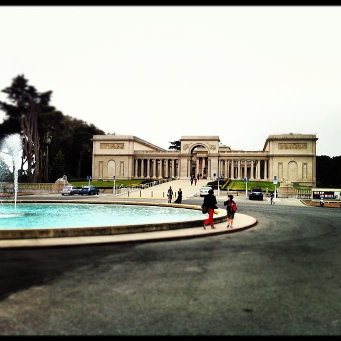 Foto de Legion of Honor en Richmond District
