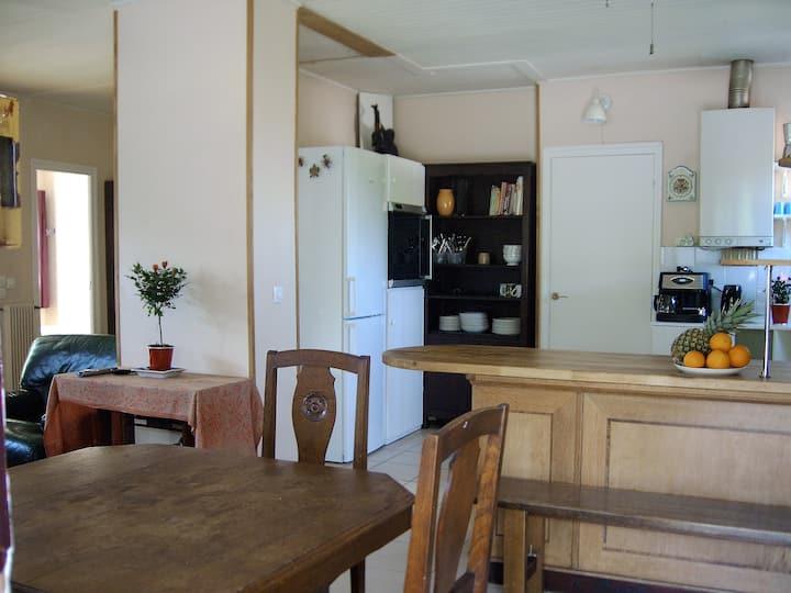 Appartement 80m2 à Biarritz La Négresse