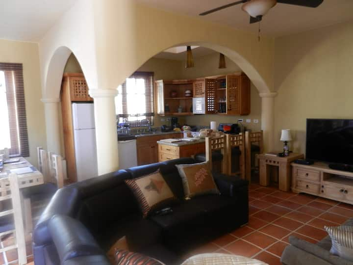 Beautiful house 60m from the beach