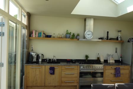 Soest - Baarn; Big house by woods 40 min Amsterdam - Soest - House
