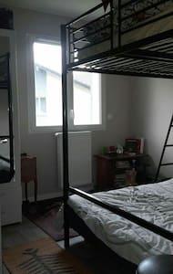 Chambre calme en vallée - Apartment