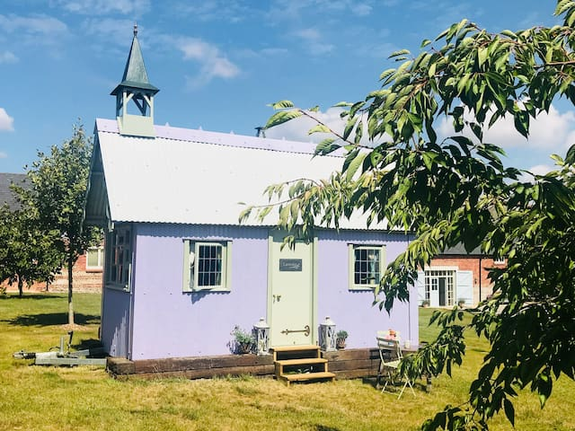 Lavender at Manor Farmhouse