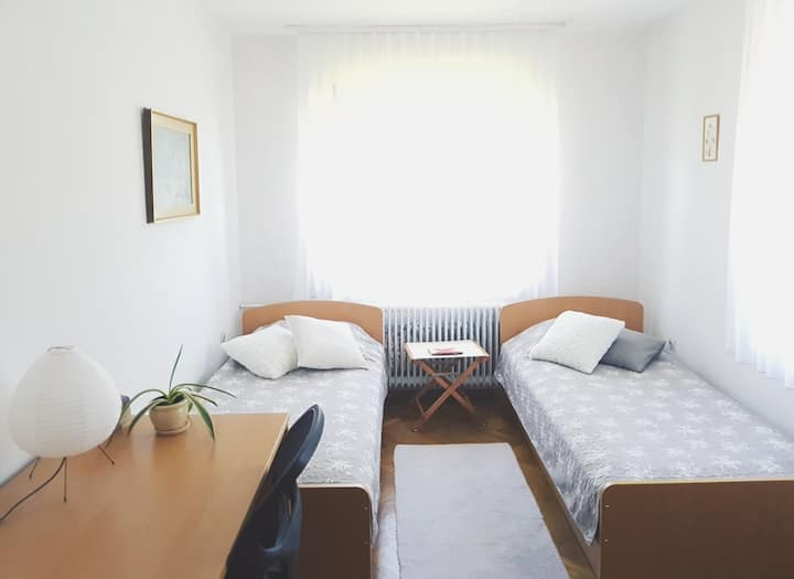Cozy room in Ljubljana | FREE PARKING