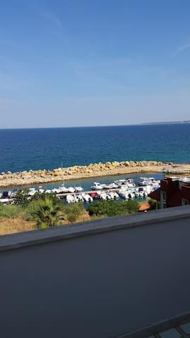 Attico vista mare, Gallipoli - Gallipoli - Apartemen