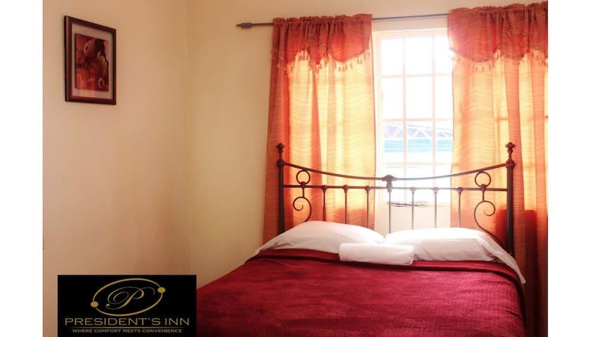 President's Inn- Port of Spain Trinidad