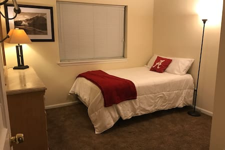 Full condo, walking distance to campus - Tuscaloosa - Appartement