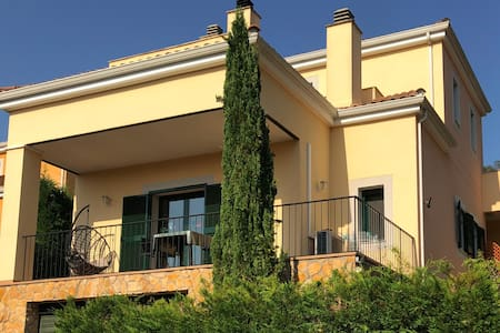 Villa with swimming pool nearby Girona