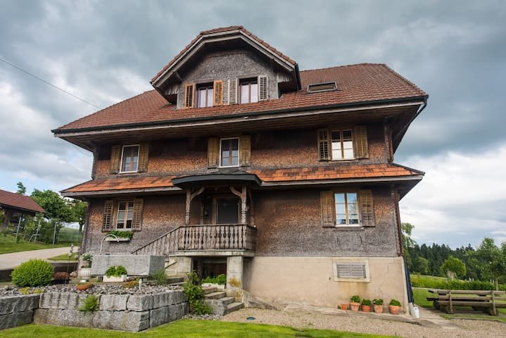 Lucerne LandLove 3 - Ruswil - House