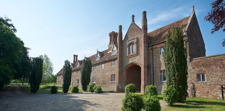 Hales Hall where history meets modern luxury