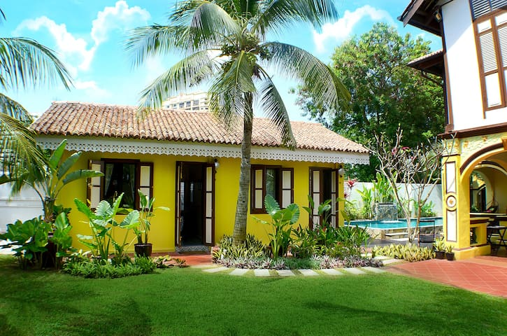 Casugria Dutch Heritage Chalets - 12 pax only