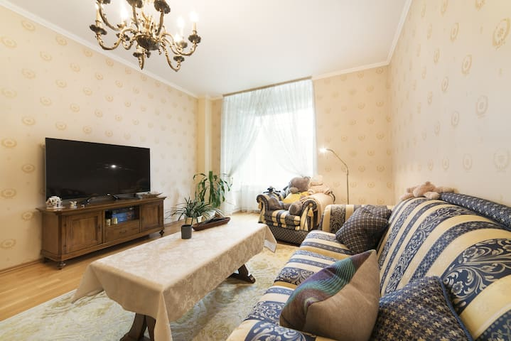 5***** COMFORTABLE 2 ROOM APT - HEART OF TALLINN