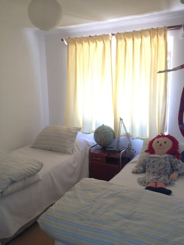 Double room in cozy house well located house - Curicó - Casa