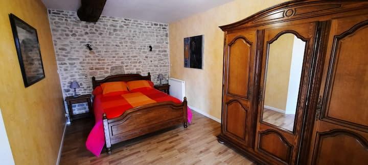 Chambre au coeur du Cotentin