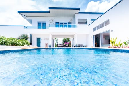 Nirvana Tobago Luxury Villa with Pool & Ocean View