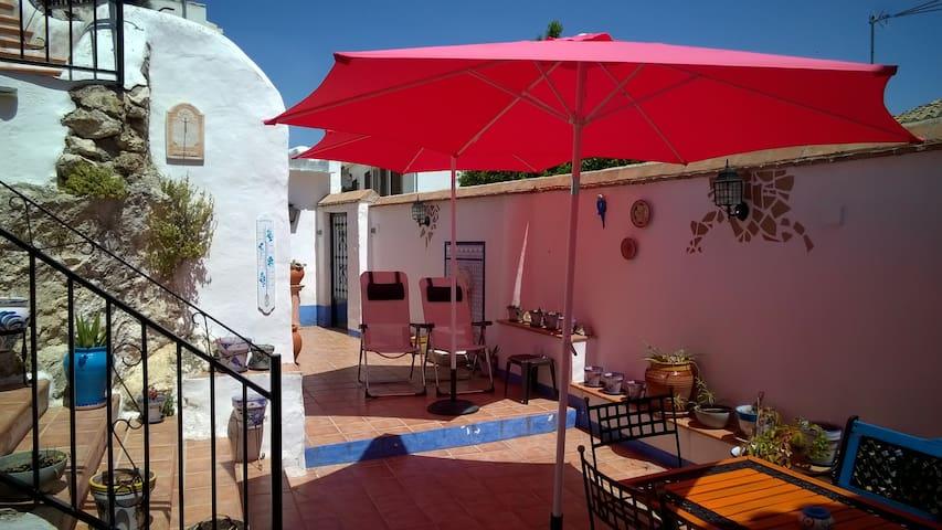 Casa Brugas - Moclin -Granada - Andalusia - Moclín