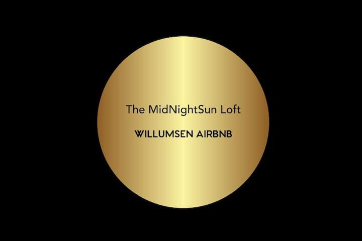 The MidNightSun Loft - Willumsen AirBnB