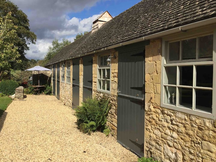 The Stables - contemporary barn conversion