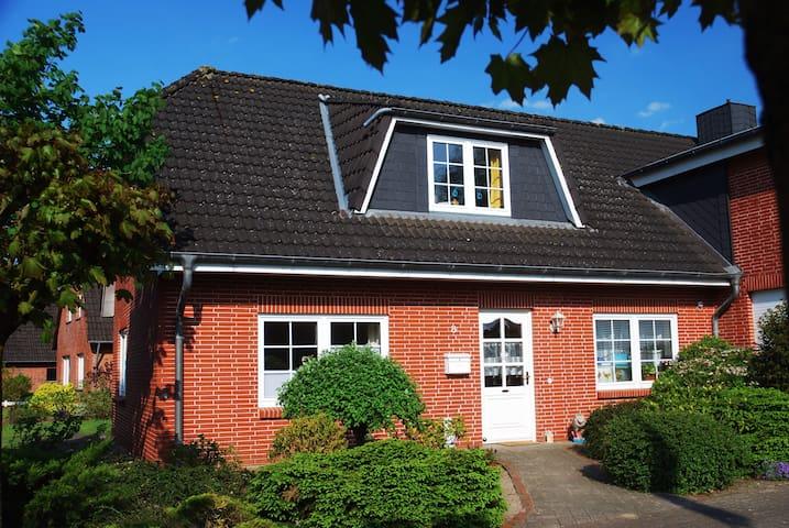 Lichtdurchflutetes Gästehaus - Wesseln bei Heide - Rumah