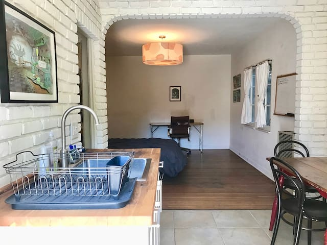 Large Furnished South Pasadena Studio Apt