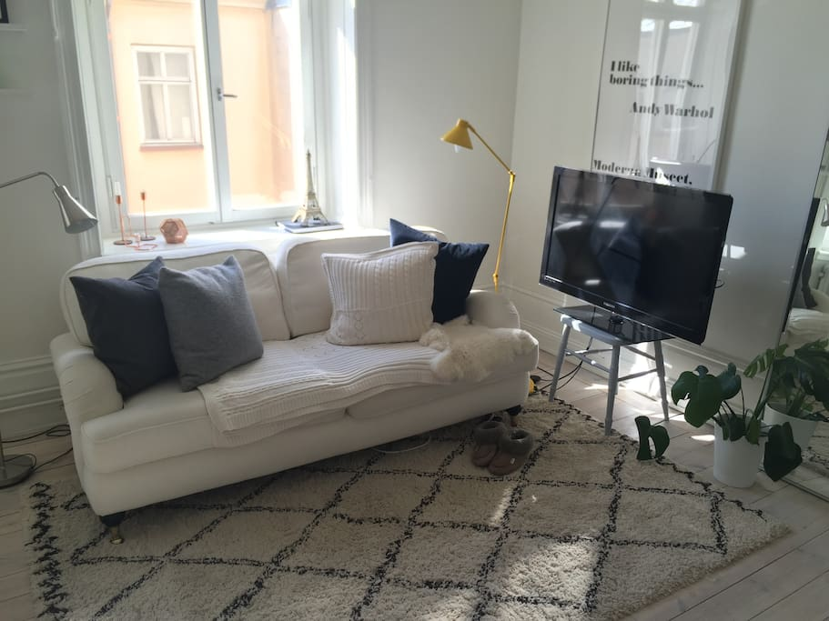 Modern and minimalistic, swedish design
