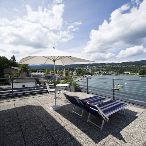 Nice apartment on the lake - Velden am Wörthersee - Apartamento