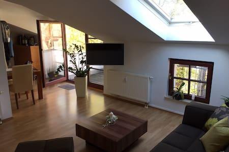 Charmante DG-Wohnung - Leipzig