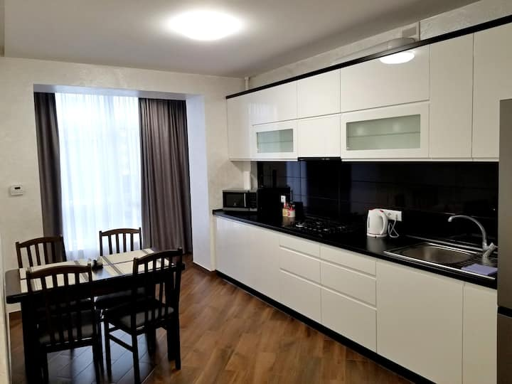 Luxury apartment in the city center on Belvedere