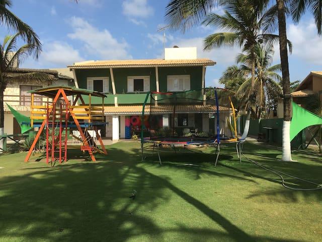 Beach Front House - Vilas do Atlântico - Salvador - House