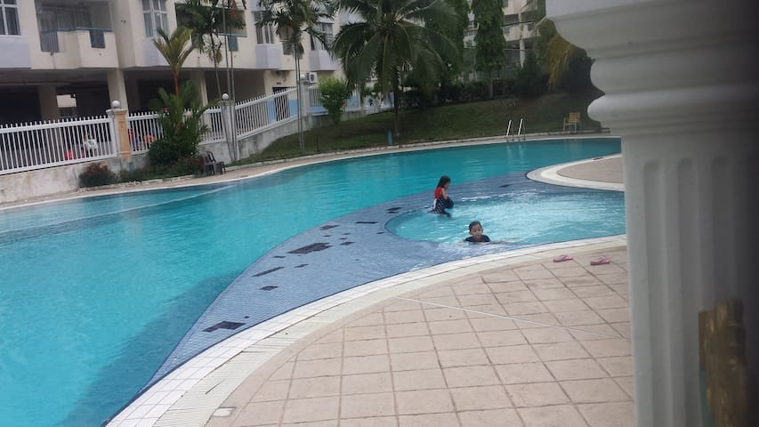 Ocean View Resort - A Perfect Family Retreat - Port Dickson - Appartement