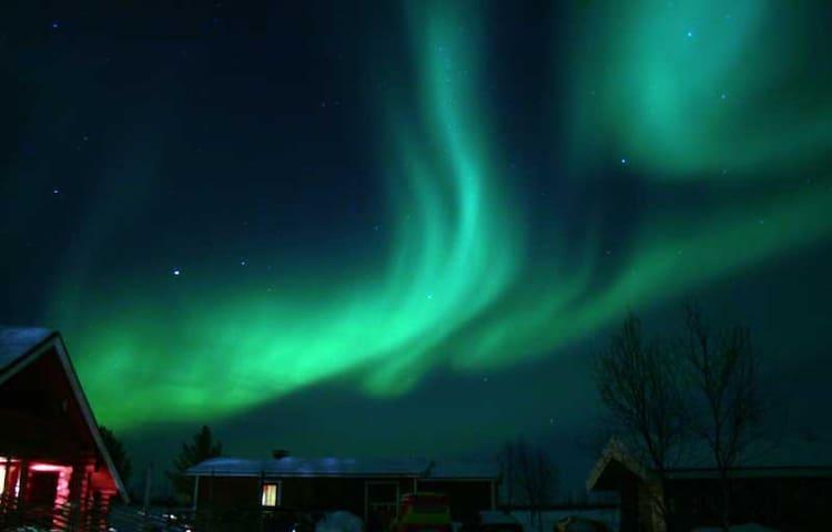 Village of the Northen Lights