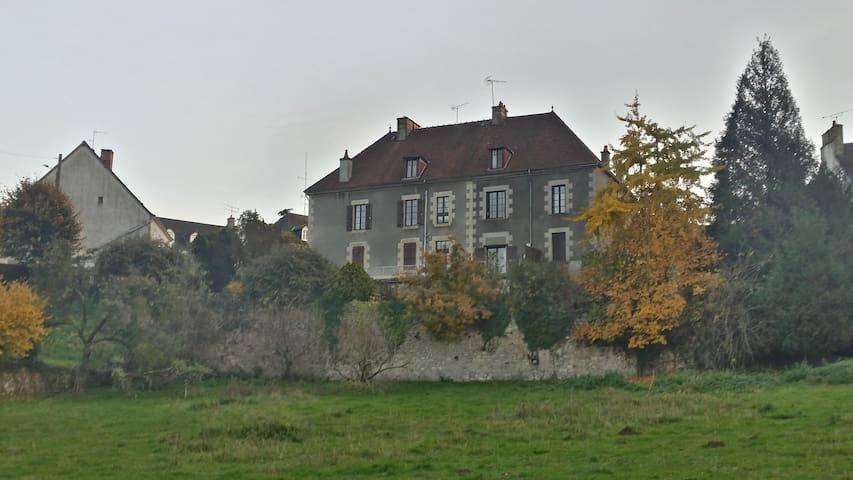 Demeure de charme dans la campagne française