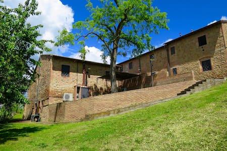 2bed,1bath Garden apt in Chianti! - Montaione - Διαμέρισμα