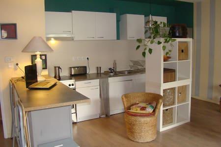 Chambre, appartement calme, terasse, métro - Ramonville-Saint-Agne - Condomínio